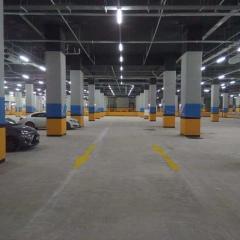 Seyir Trafik - Kapalı Otopark Kolon ve Duvar Boyama 10