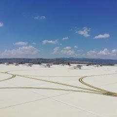 Seyir Trafik - Havalimanı Çizgileri 8