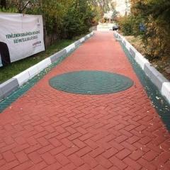 Seyir Trafik - Koşu ve Bisiklet Yolu 6