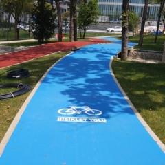 Seyir Trafik - Koşu ve Bisiklet Yolu 8