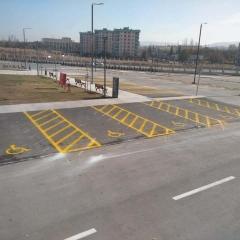 Seyir Trafik - Otopark Çizgileri 4