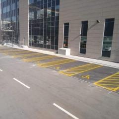 Seyir Trafik - Otopark Çizgileri 5